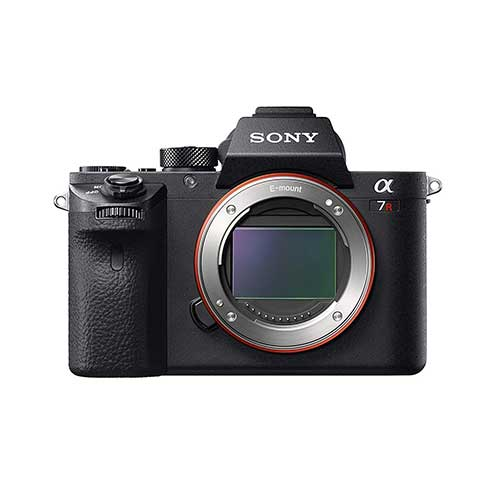 Best Cameras for Youtube Live Streaming 6. Sony a7R II Full-Frame Mirrorless Interchangeable Lens Camera, Body Only (Black)