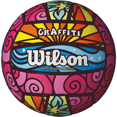 5. Wilson Soft Play Outdoor Volleyball