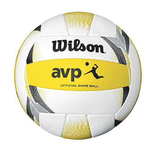 1. Wilson AVP Official Beach Volleyball