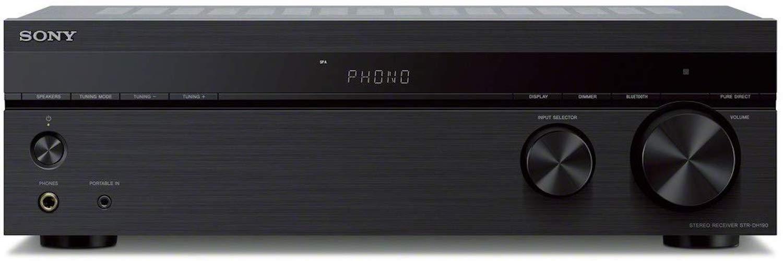 7. Sony STRDH190 2-ch Stereo Receiver