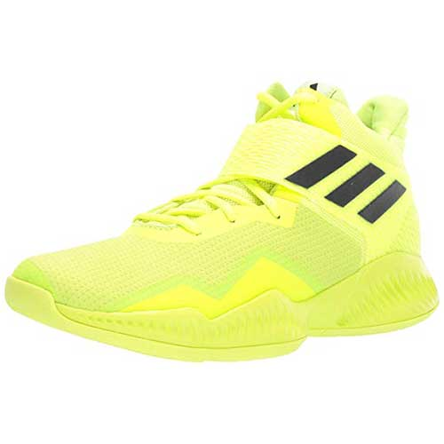 1. Adidas Men's Explosive Bounce 2018 Basketball Shoe