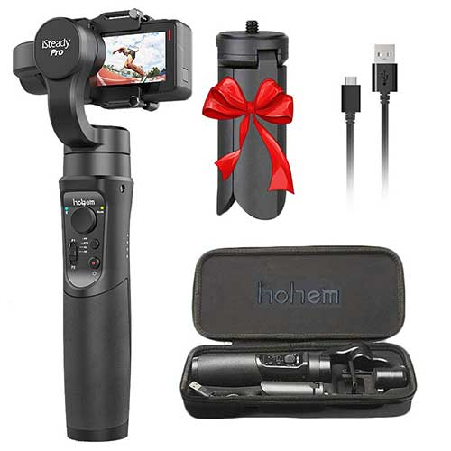 Top 10 Best Gopro Gimbal Stabilizers in 2021 Reviews