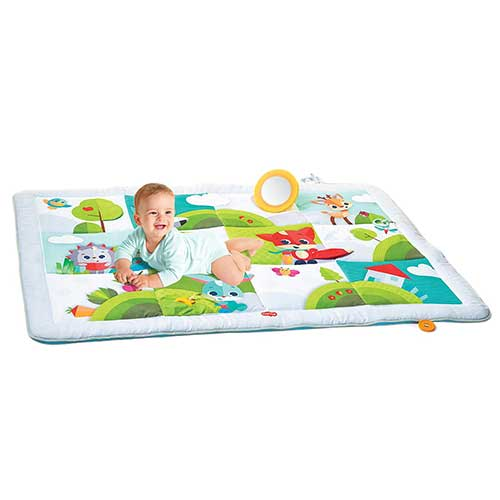 Top 10 Best Play Mat for Hardwood Floors in 2019 Reviews