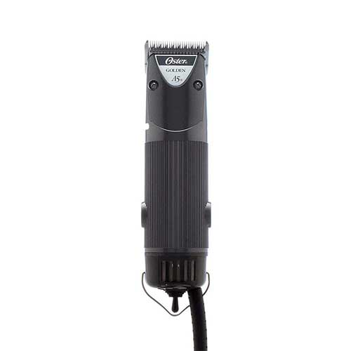 7. Oster Golden A5 Two-Speed Animal Grooming Clippers with Detachable CryogenX Size 10 Blade (078005-140-002)