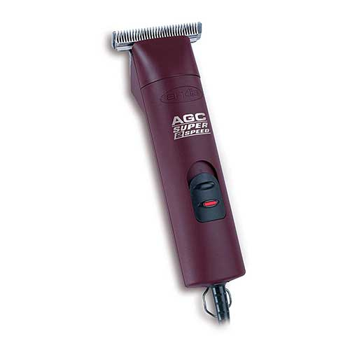 10. Andis ProClip 2-Speed Detachable Blade Clipper, Professional Animal Grooming, AGC2