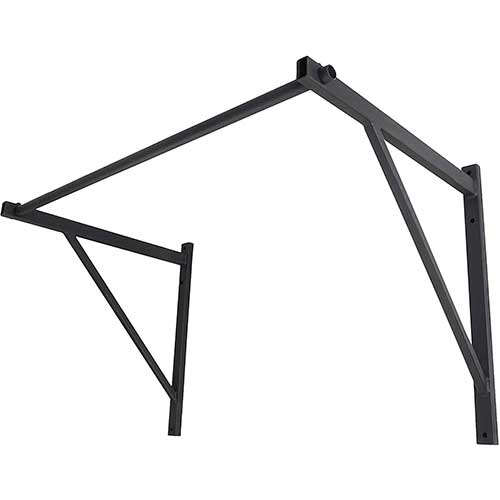 8. Titan Fitness Wall Mounted Pull up Chin up Bar