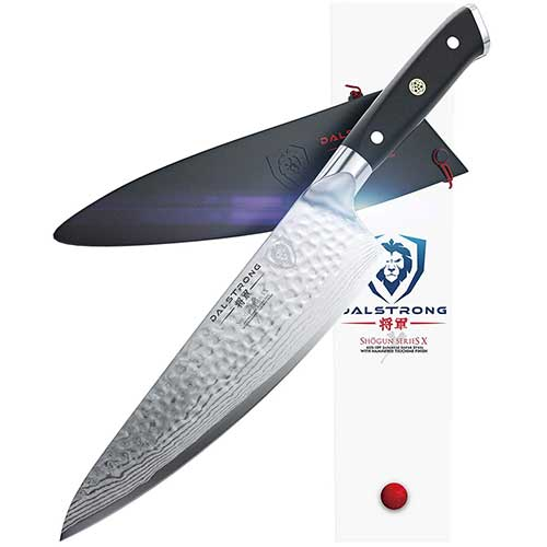 4. DALSTRONG Chef's Knife - Shogun Series X Gyuto