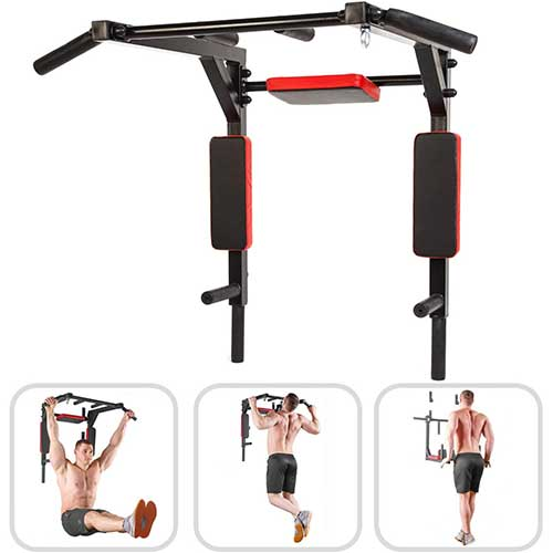 Top 10 Best Wall Mounted Pull Up Bars in 2019 Reviews