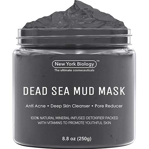 6. New York Biology Dead Sea Mud Mask