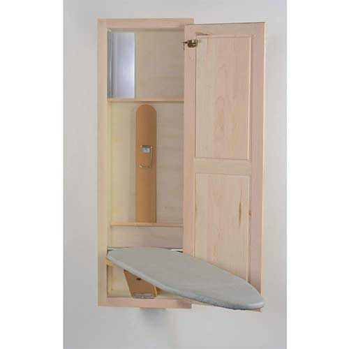 5. Hideaway Ironing Boards Premium Maple