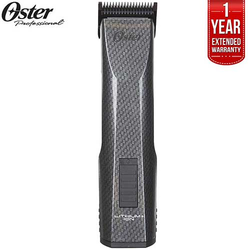 6. Oster Professional 76550-100 Octane Cordless Clipper + 1 Year Extended Warranty