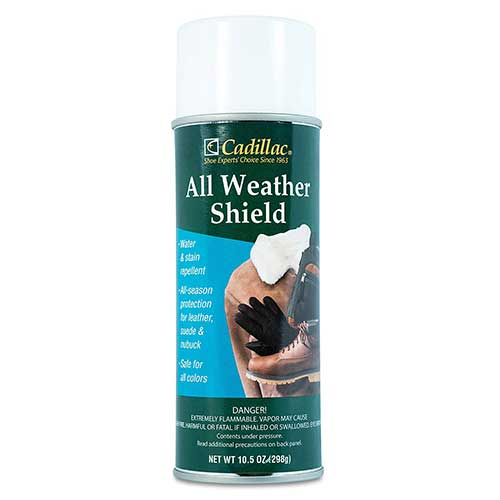 8. Cadillac All Weather Shield - Leather and Fabric Protector Spray