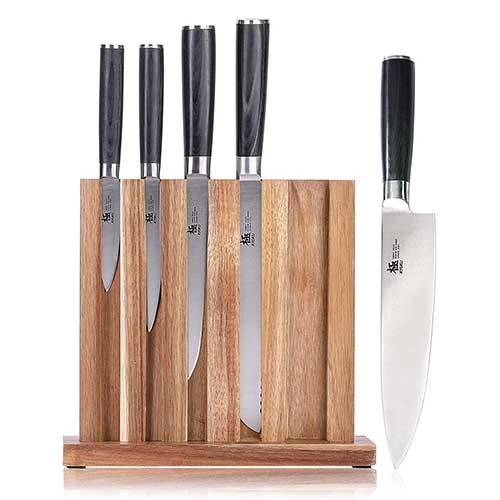 2. KYOKU Knife Block Set