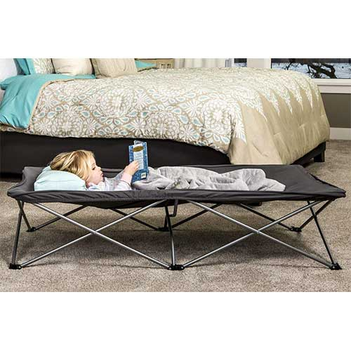 4. Regalo My Cot Extra Long Portable Bed