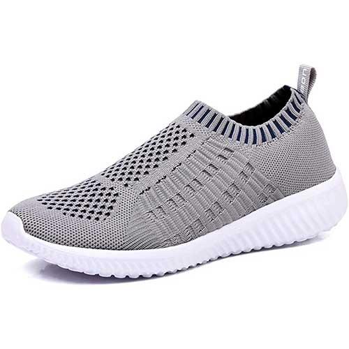 10. TIOSEBON Women's Athletic Walking Shoes