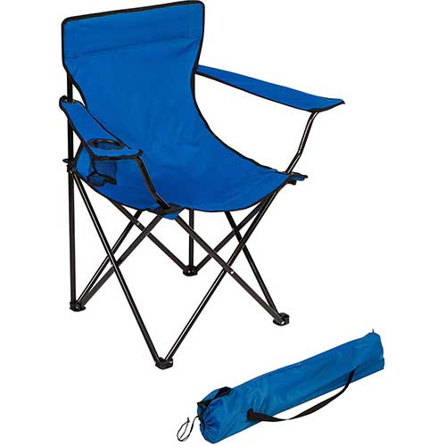 7. Trademark Innovations Portable Folding Camp Chair