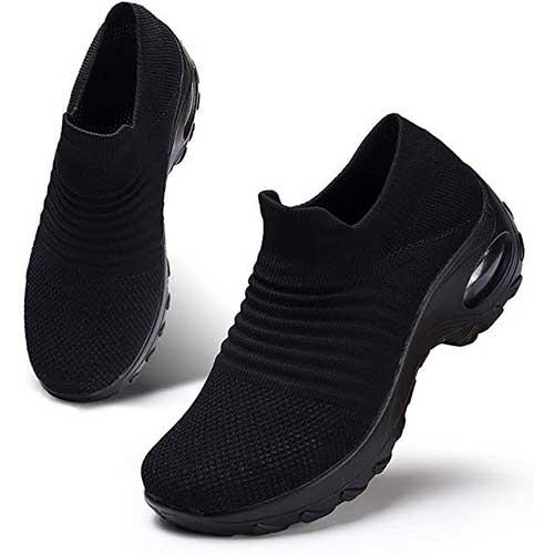 4. HKR Womens Walking Tennis Shoes