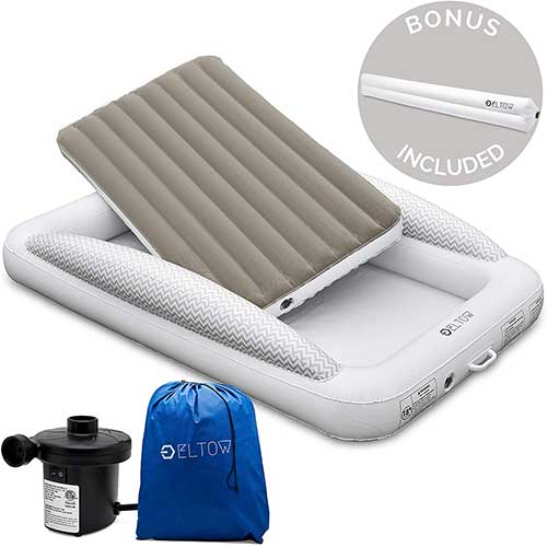 Top 10 Best Portable Toddler Beds in 2020 Reviews