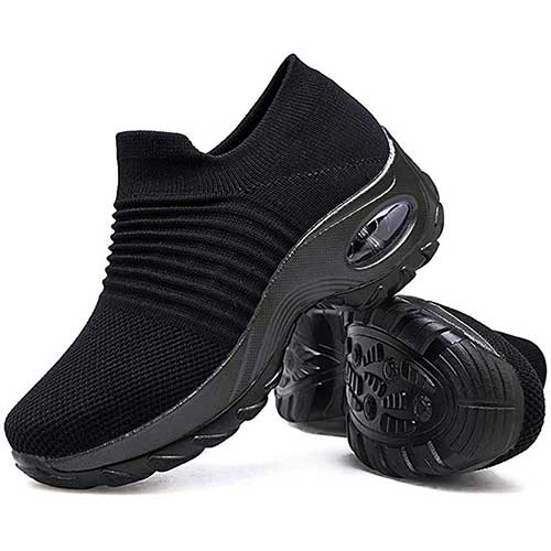 Top 10 Best Tennis Shoes for Standing On Concrete All Day in 2020 Reviews