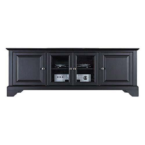 3. Crosley Furniture LaFayette 60-inch Low-Profile TV Stand