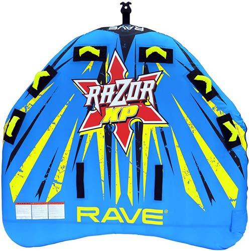 4. RAVE Sports Razor Ski Tube