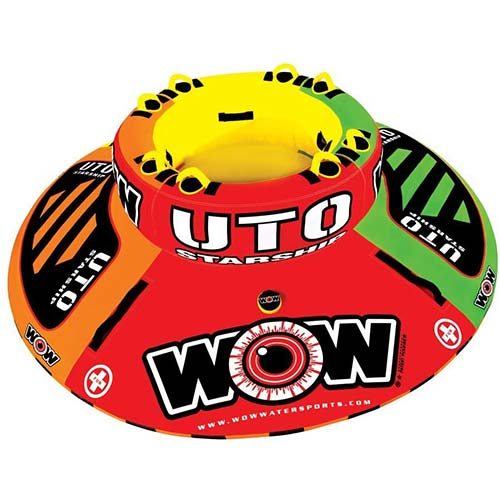 10. WOW World of Watersports UTO towable