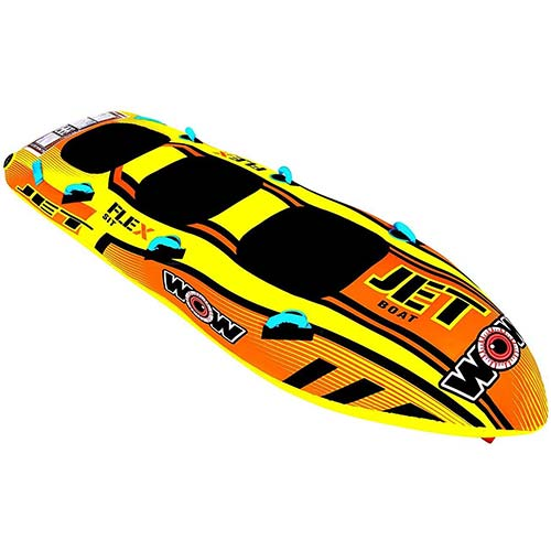 9. WoW World of Watersports, 17-1030, Jet Boat, 3 Person Towable