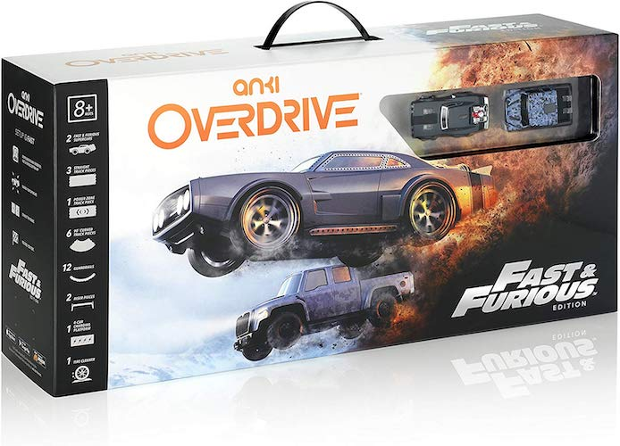 4. Anki Overdrive: Fast & Furious Edition