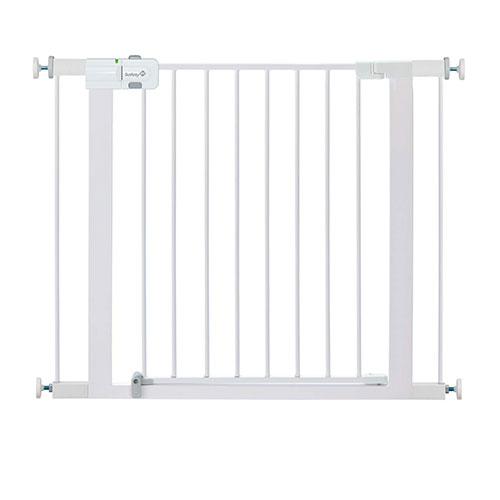 4. Safety 1st Easy Install Metal Baby Gate