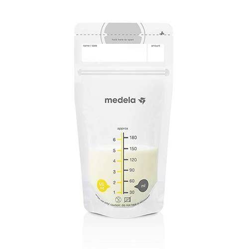 2. Medela Breast Milk Storage Bags