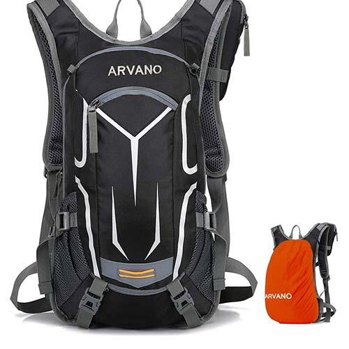 8. Arvano Mountain Bike Backpack Cycling Backpack