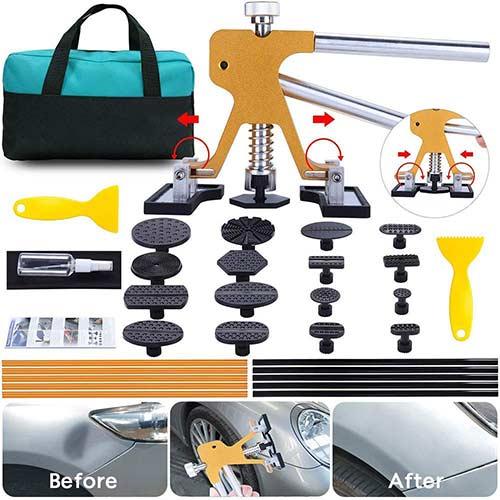 2. ARISD Auto Paintless Dent Repair Kits