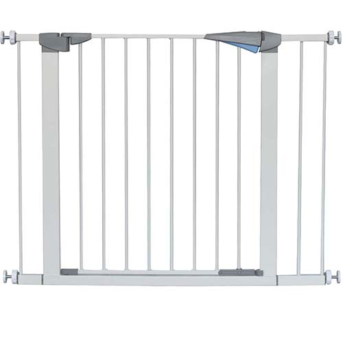 7. LEMKA Walk Thru Baby Gate