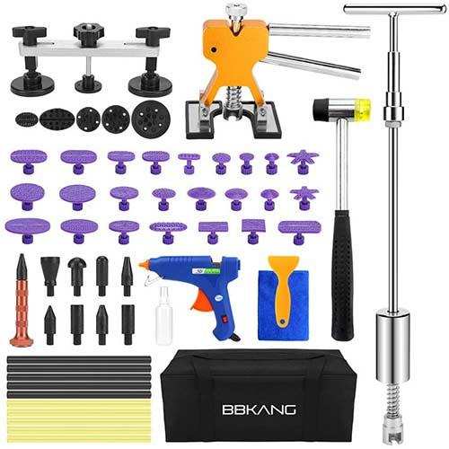 1. BBKANG Paintless Dent Repair Remover Removal Tool Kit