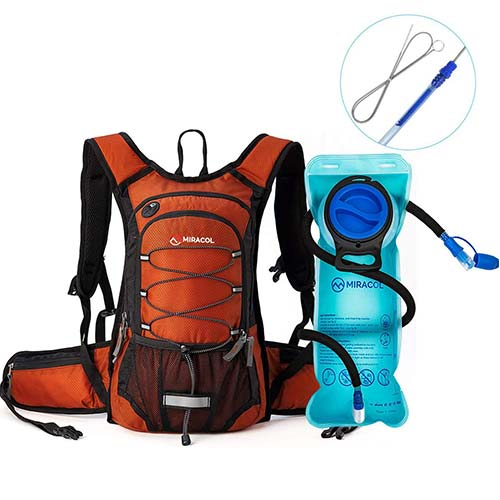 5. MIRACOL Hydration Backpack