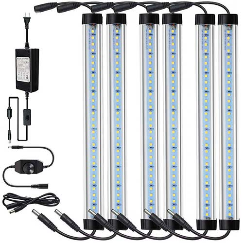 Top 10 Best LED Under Cabinet Lighting Hardwired in 2021 Reviews