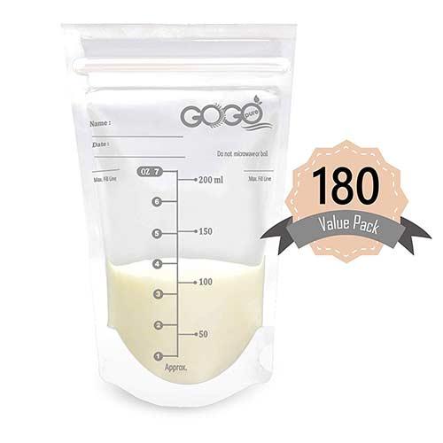 Top 10 Best Breast Milk Storage Bags in 2021 Reviews