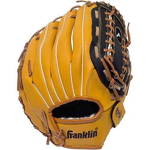 10. Franklin Sports Baseball and Softball Glove