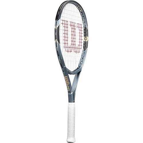 10. Wilson Ultra XP 100LS Tennis Racquet (4 3/8)