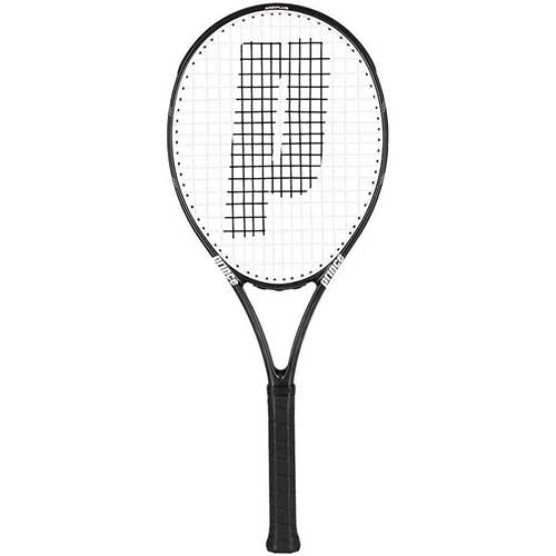 9. Prince TeXtreme Warrior 100L Tennis Racquet (4-3/8)
