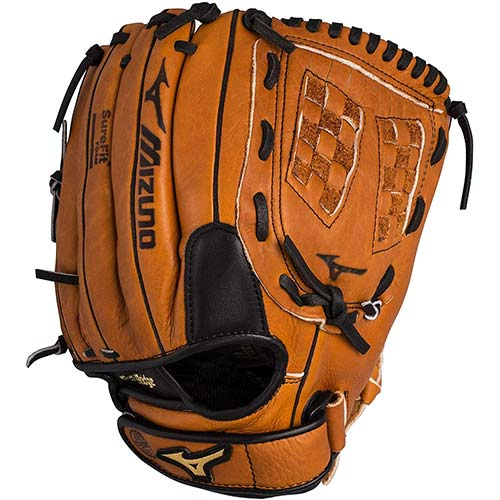 9. Mizuno Prospect Baseball Glove