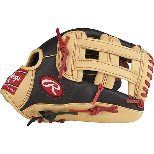 1. Rawlings Select Pro Lite Baseball Glove Series