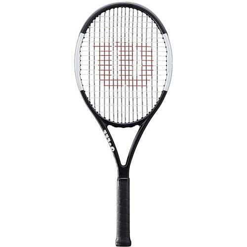 4. Wilson Pro Staff Team Tennis Racket