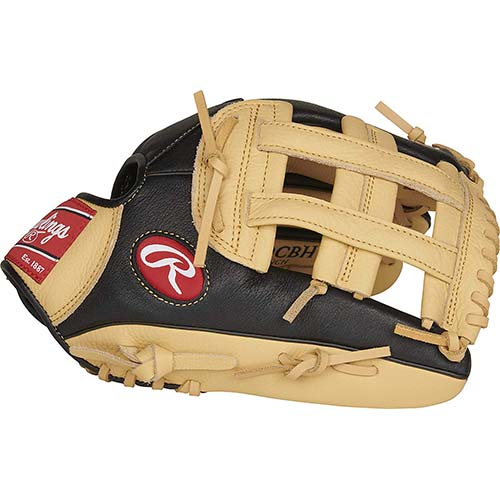 7. Rawlings Prodigy Youth Baseball Glove Series