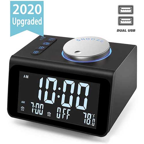 Top 10 Best Sounding Clock Radios on the Market in 2020 Reviews