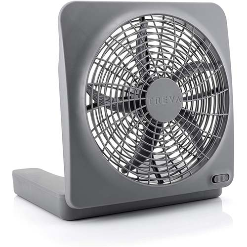 7. O2COOL 10-Inch Standard Base Personal Fan