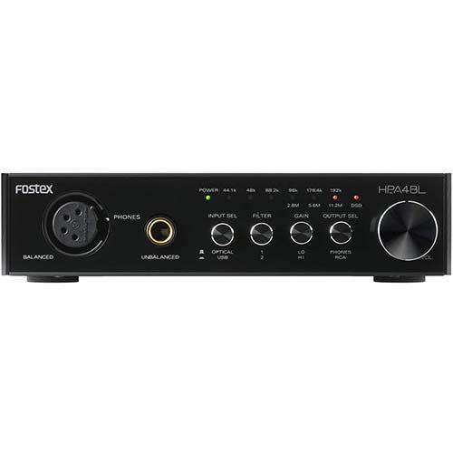 2. Fostex USA Fostex Desktop Headphone Amplifier