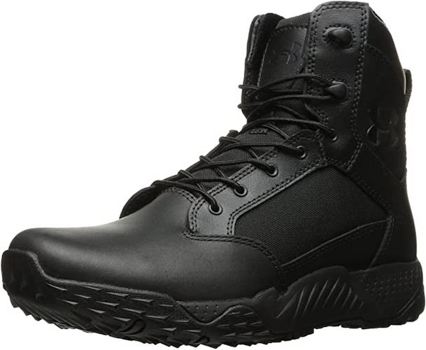 1. Under Armour Women's Stellar Military and Tactical Boot
