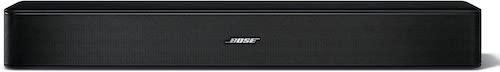 3. Bose Solo 5 TV Soundbar Sound System with Universal Remote Control, Black