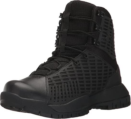 3. Under Armour Women's Stryker Military and Tactical Boot